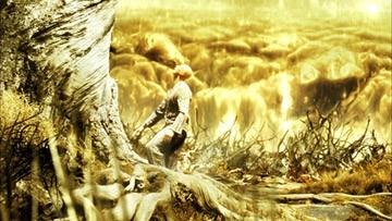 Hugh Jackman in una scena de L'albero della vita, diretto da Darren Aronofsky