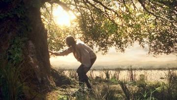 Hugh Jackman in una immagine de L'albero della vita