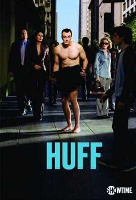 La locandina di Huff