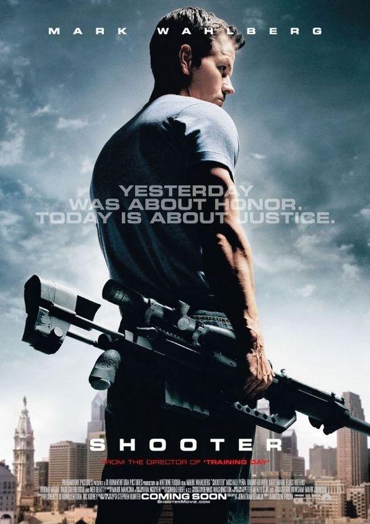 La locandina di Shooter