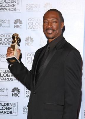 Eddie Murphy premiato per Dreamgirls ai Golden Globes 2007