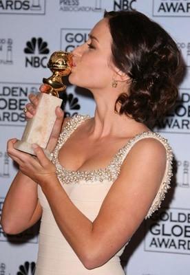Emily Blunt premiata per Il diavolo veste Prada ai Golden Globes '07
