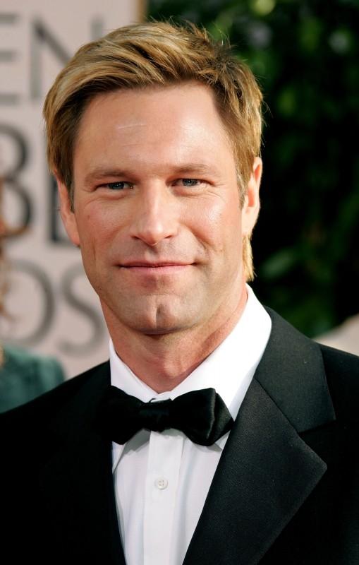 Golden Globes 2007, Aaron Eckhart