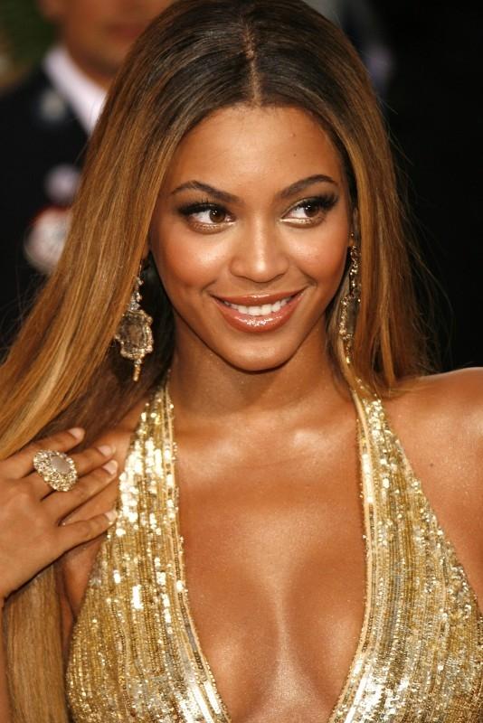 Beyoncè Knowles ai Golden Globes 2007