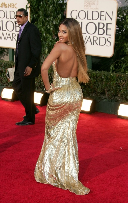 Golden Globes 2007, Beyoncè Knowles