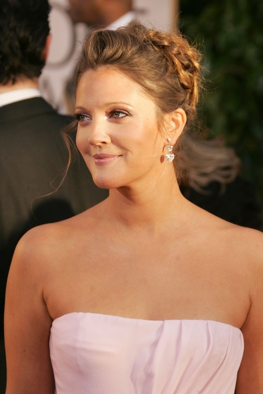 Golden Globes 2007, una splendida Drew Barrymore