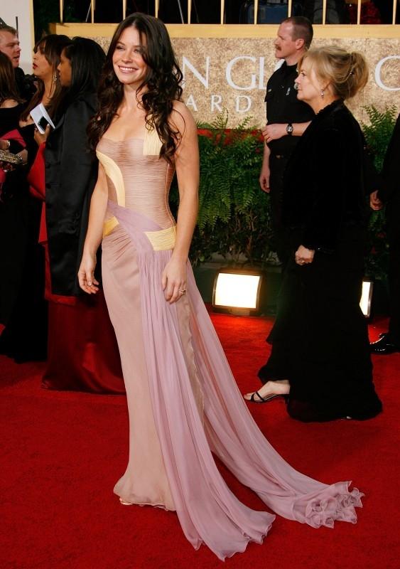 Golden Globes 2007, Evangeline Lilly