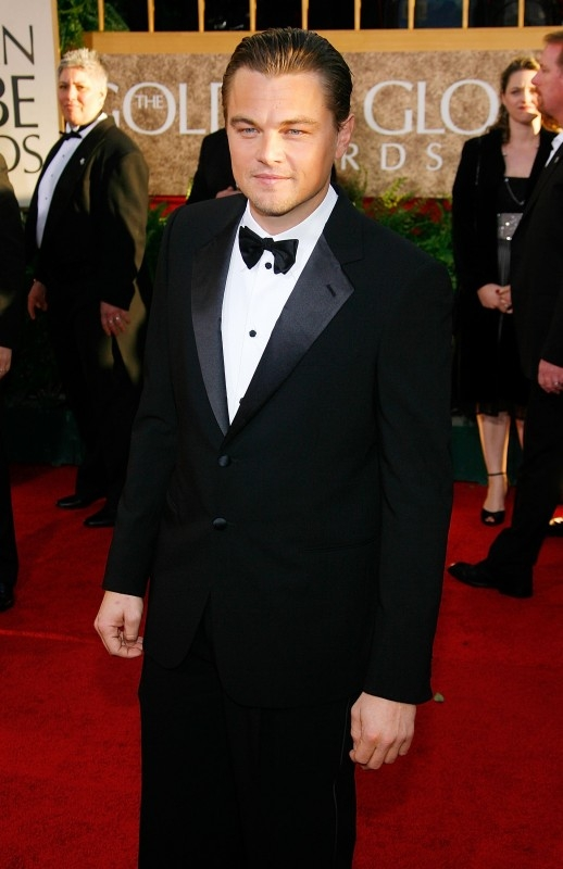 Golden Globes 2007, Leo DiCaprio
