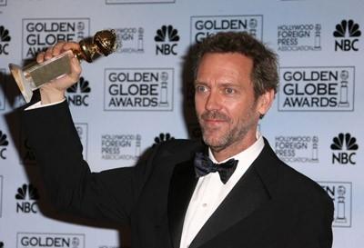 Hugh Laurie premiato per Dr. House ai Golden Globes 2007