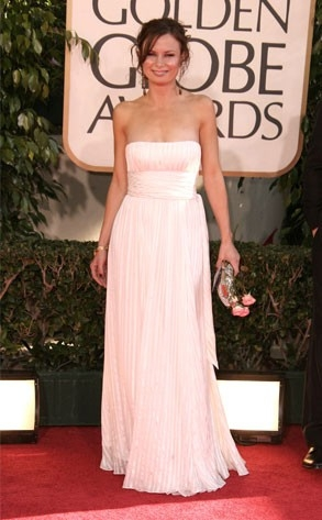 Mary Lynn Rajskub ai Golden Globes 2007