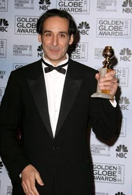 Alexandre Desplat premiato per Il velo dipinto ai Golden Globes '07