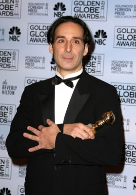 Alexandre Desplat premiato per Il velo dipinto ai Golden Globes 2007