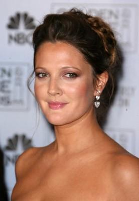 Drew Barrymore, presentatrice ai Golden Globes 2007