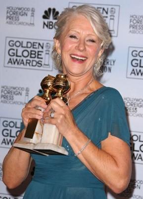 Helen Mirren regina indiscussa dei Golden Globes Awards 2007