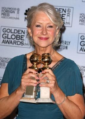 Helen Mirren regina dei Golden Globes 2007