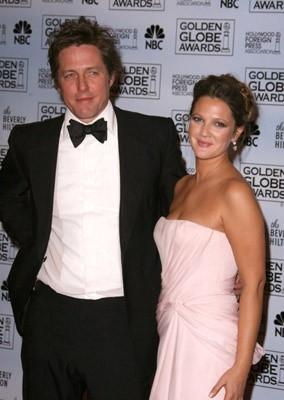 Hugh Grant e Drew Barrymore sono i presentatori ai Golden Globes 2007