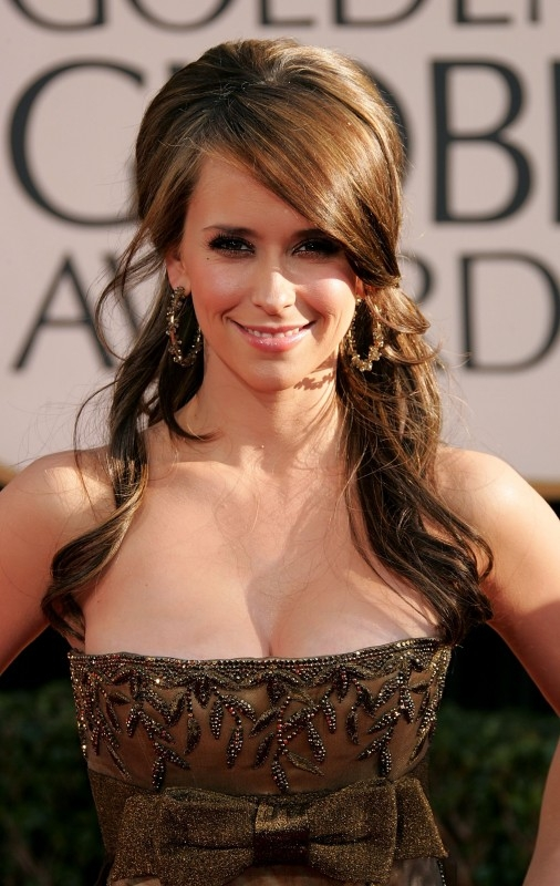 Jennifer Love Hewitt ai Golden Globes 2007