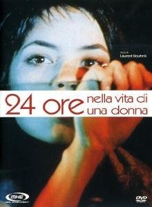 La copertina DVD di 24 ore nella vita di una donna
