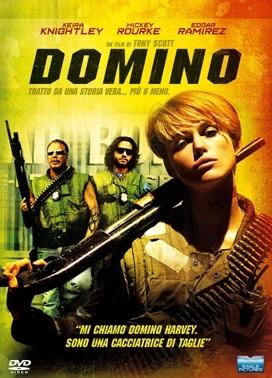 La copertina DVD di Domino - Edizione speciale