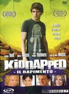 La copertina DVD di Kidnapped
