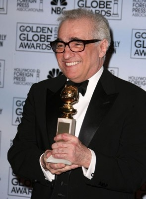 Martin Scorsese premiato per The Departed ai Golden Globes 2007