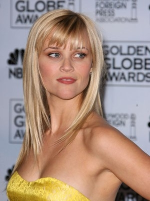 Reese Witherspoon, presentatrice all'edizione 2007 dei Golden Globes
