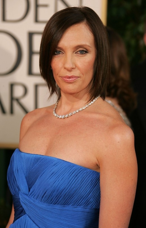 Toni Collette ai Golden Globes 2007