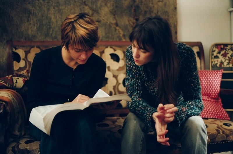Charlotte Gainsbourg in una scena del film L'arte del sogno