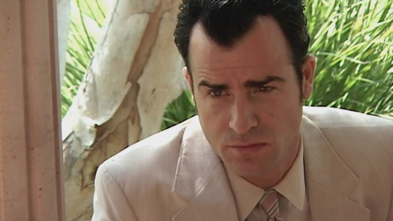 Justin Theroux in una scena di Inland Empire