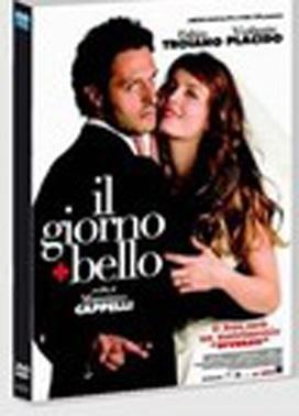 La copertina DVD di Il giorno più bello