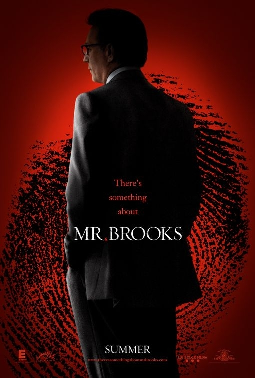 locandina di Mr. Brooks