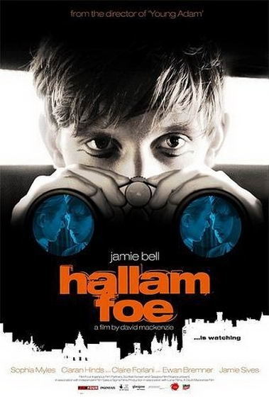 La locandina del film Hallam Foe