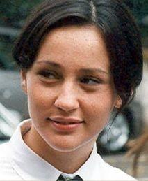 Maria Chiara Augenti nel cult Tre metri sopra il cielo, che l'ha resa popolarissima al pubblico dei ragazzi.