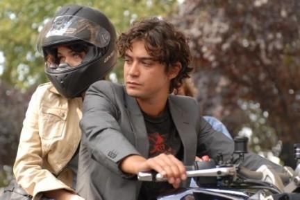 Riccardo Scamarcio e Laura Chiatti in una scena di Ho voglia di te
