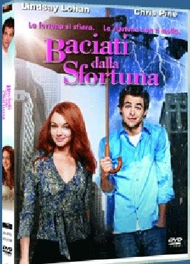 La copertina DVD di Baciati dalla sfortuna