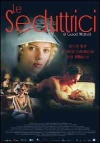 La copertina DVD di Le seduttrici - A Good Woman
