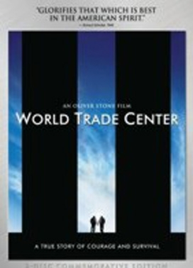 La copertina DVD di World Trade Center - Special Edition