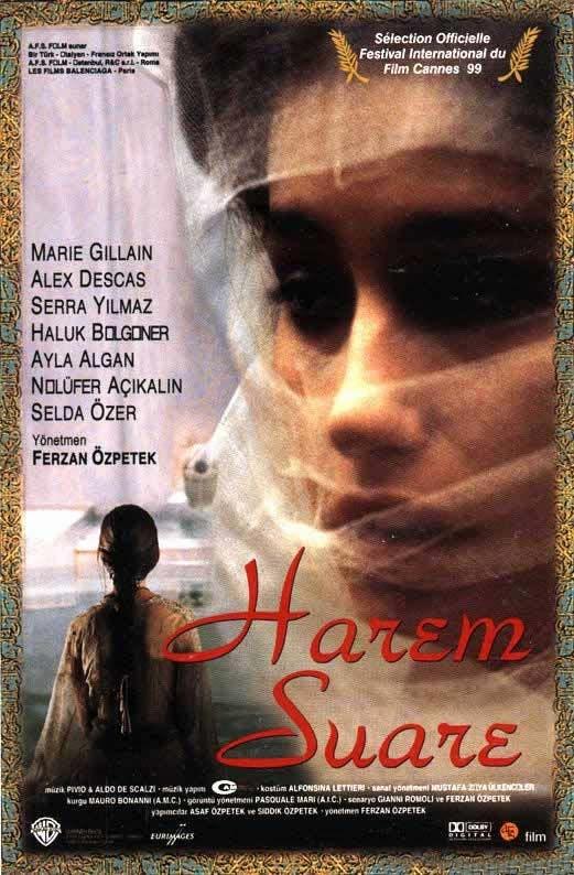 La locandina di Harem suaré