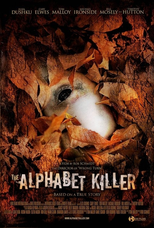 La locandina di The Alphabet Killer