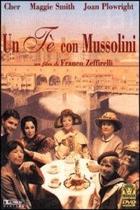 La locandina di Un tè con Mussolini