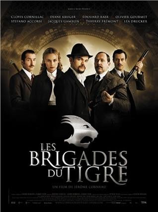 La locandina di Les brigades du tigre