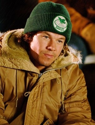 Mark Wahlberg in una immagine del film Imbattibile