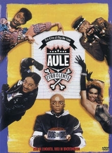 La copertina DVD di Aule turbolente