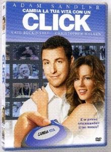 La copertina DVD di Cambia la tua vita con un click