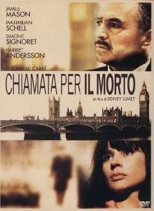 La copertina DVD di Chiamata per il morto