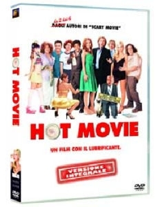 La copertina DVD di Hot Movie