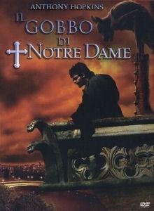 La copertina DVD di Il gobbo di Notre Dame
