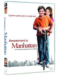 La copertina DVD di Innamorarsi a Manhattan