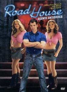 La copertina DVD di Road House - Agente antidroga