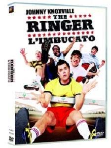 La copertina DVD di The Ringer - L'imbucato